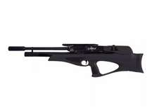 Air Arms Galahad Rifle, REG FAC Black Stock Air rifle