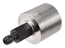 Air Venturi SS Female DIN Adapter With Male Quick-Disconnect