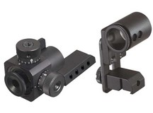 AirForce Adaptive Target Sight Set, Fits Most 10-Meter 3-Position Rifles & All AirForce Guns