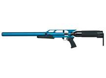 AirForce Condor SS PCP Air Rifle, Spin-Loc, Blue Air rifle