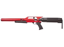 AirForce Talon SS PCP Air Rifle, Spin-Loc, Red Air rifle