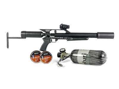 AirForce TalonP Carbine Hunter Combo Air gun