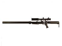 AirForce Texan LSS Hawke Combo Air rifle