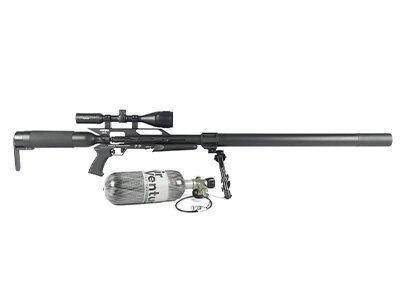 AirForce Texan LSS Hunter Combo Air rifle