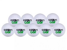 Air Venturi Airgun Golf Exploding Golf Ball, 9ct