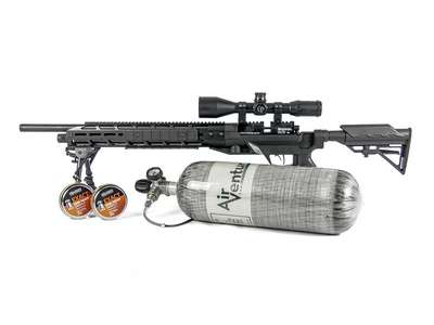 Benjamin Armada Essentials Combo Air rifle