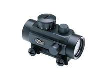 BSA 30mm Red Dot Sight, 3/8 inch and Weaver Mount