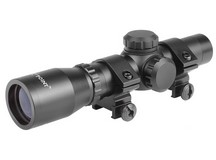 CenterPoint Adventure Class 2x20 Pistol Scope, Duplex Reticle, 1 inch Tube, Weaver Rings