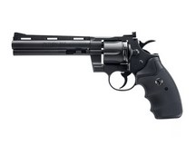 Colt Python .357 CO2 Pellet/BB Revolver Kit, 6 inch  Air gun
