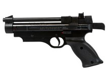 Cometa Indian Air Pistol, Black Air gun