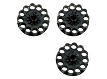 Crosman 413 12-Rd Pellet Clips, Fits 1077 & NightStalker, Wildfire 3-Pack