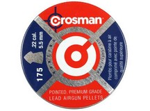 Crosman Field Hunting .22 Cal, 14.3 Grains, Pointed, 175ct