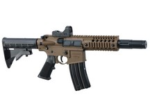 Crosman Bushmaster MPW Full Auto BB Gun Air rifle