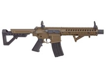 Crosman DPMS SBR Full-Auto CO2 Air Rifle, FDE Air rifle