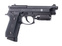 Crosman P1 Full Auto Blowback CO2 BB Pistol with Laser Air gun