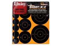 Daisy Shoot-N-C Self-Adhesive Airgun Targets