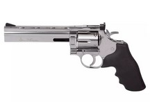 Dan Wesson 715 6 inch CO2 BB Revolver, Nickel Air gun