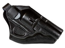 Dan Wesson Right-Hand Holster, Fits Dan Wesson 2.5 inch & 4 inch CO2 Revolvers, Black