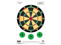 Birchwood Casey Dirty Bird Shotboard Game Target, 12 inchx18 inch, 8ct