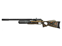FX Airguns FX Crown MkII PCP Air Rifle, Green Hunter Lam.  Air rifle