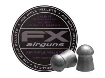 FX Airguns FX Air Rifle Pellets .25 Cal, 33.95 Grains, Domed, 300ct.