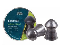Haendler & Natermann H&N Baracuda .25 Cal, 30.86 Grains, Round Nose, 150ct