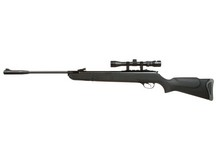 Hatsan 125 Air Rifle, Black Stock, Vortex Piston Air rifle