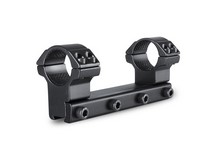 Hawke Sport Optics Hawke Match Mount 1-Pc Mount 1 inch Rings, High, 11mm Dovetail