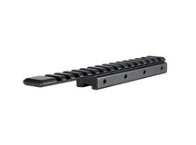 AGD Hawke One Piece Extented Adapter, Dovetail to Weaver Rail