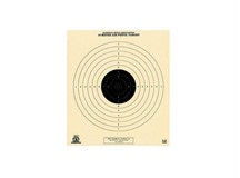 National Target Company National Target Single Bull Center Air Pistol Target