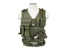 AGD NC Star Tactical Vest OD Green