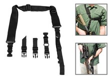 AGD NC Star Two-Point Tactical Sling - Black