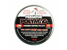 Predator International Predator Polymag .22 Cal, 16.0 Grains, Pointed, 200ct