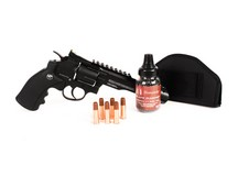 Smith & Wesson S&W 327 TRR8 BB Revolver, Black Ops Combo Air gun