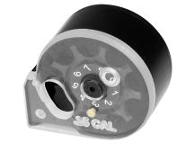 Seneca .25 rotary magazine for Aspen Air Rifle, 8rd