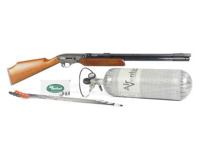 Seneca Double Shot Essentials Combo Air rifle