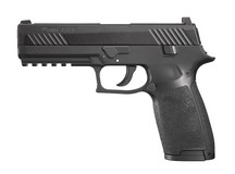 SIG Sauer P320 CO2 Pistol, Metal Slide, Black Air gun