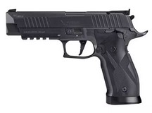 SIG Sauer X-Five ASP CO2 Pellet Pistol, Black Air gun
