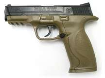 Smith & Wesson M&P, Dark Earth Brown Air gun