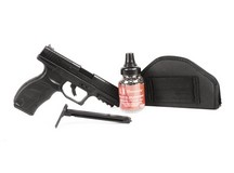 Umarex 9XP BB Pistol, Black Ops Combo Air gun