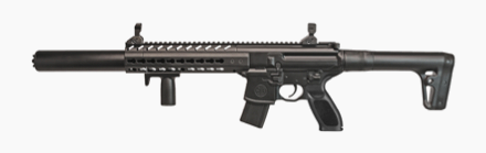 The all new Sig Sauer MCX Air Rifle, one of the most innovative new airguns at SHOT Show 2015