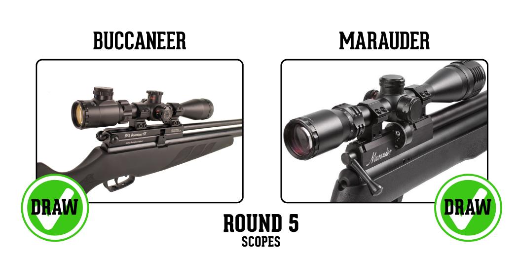 Head to Head: Benjamin Marauder vs BSA Buccaneer | Airgun Depot