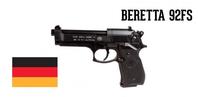 Head to Head: Chiappa AG92 vs Beretta 92FS   Airgun Depot