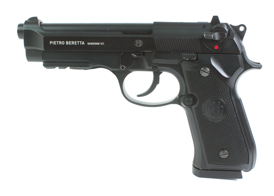 Now Umarex has stepped up the game with the introduction of the Beretta  92A1 Full Auto BB Pistol. This accurately reproduced pistol features full  metal ... 69b90f125784
