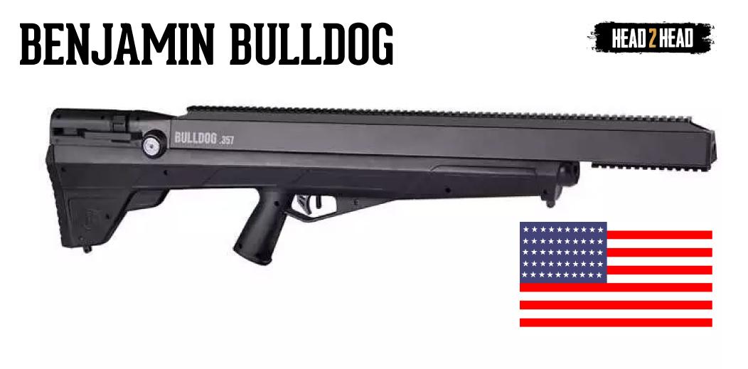 Head to Head: Benjamin Bulldog vs Hatsan Hercules | Airgun Depot