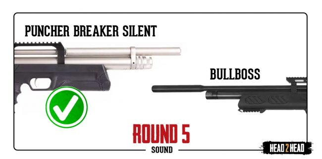 Head to Head: Kral Puncher Breaker Silent vs Hatsan BullBoss