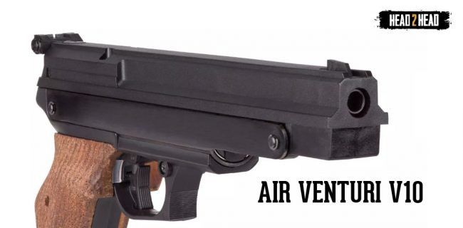 Head to Head: AirVenturi V10 vs  FAS 6004   Airgun Depot