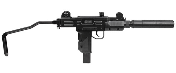 Mini Uzi Carbine BB Submachine Gun
