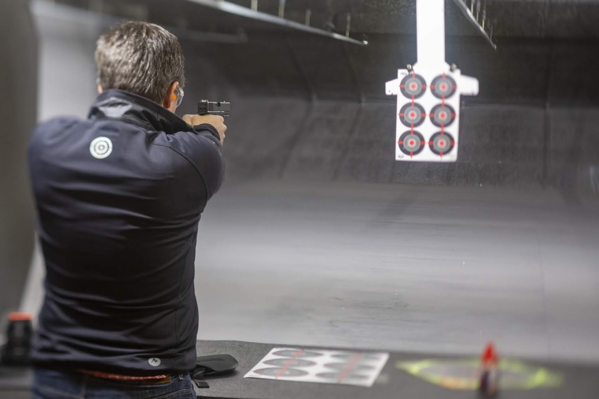 Overcome your bad shooting habits with trigger time